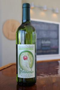 peninsula cellars apple wine