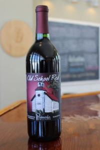 peninsula cellars old school red
